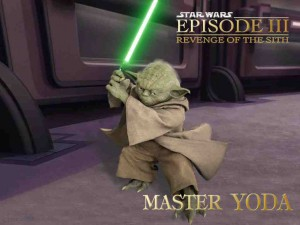 Why can I be like Yoda? Master of Control