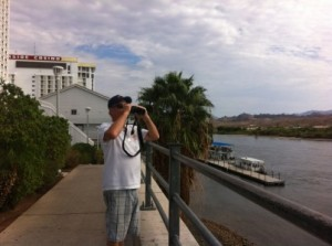 Some Bird Watching during Kayaking & on the Riverwalk
