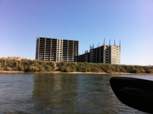 The Casino that was never finished