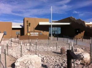 New visitor Center-Grand Opening in Feb