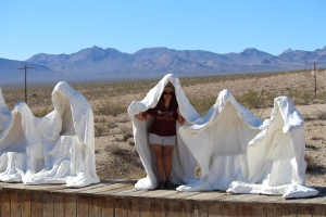 Make sure you get a ghost pictures while in Rhyolite