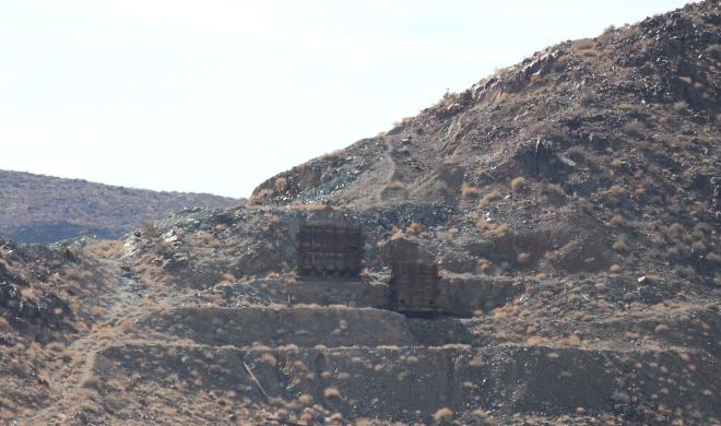 Silver Belle Mine