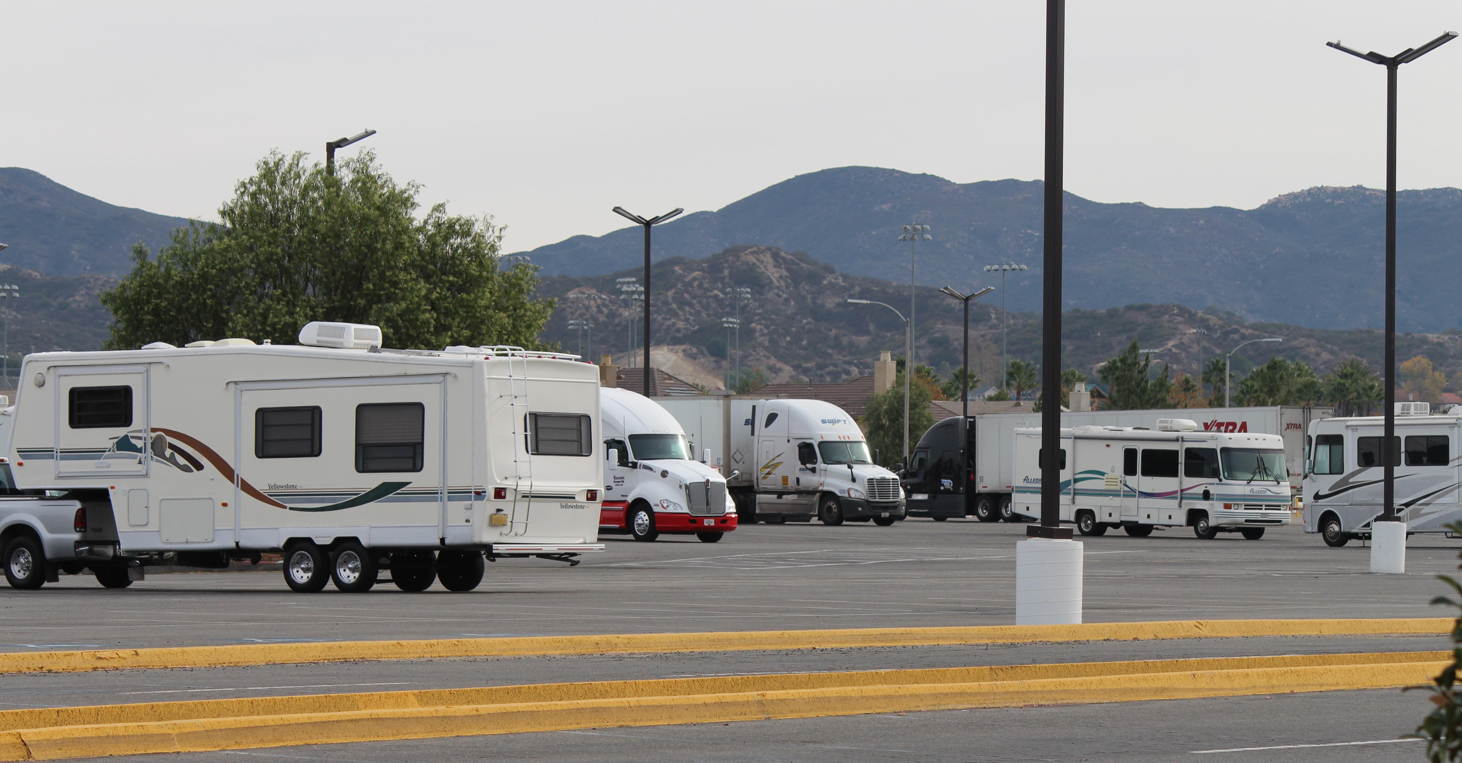 Pechanga casino camping