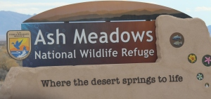 Four Wildlife Refuges within two hours drive of Vegas, Nevada
