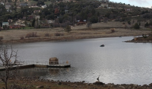 Lake Cuyamaca