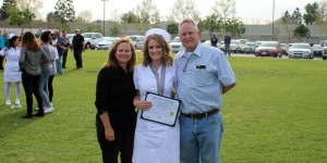 Kevin and Me with our daughter Katie