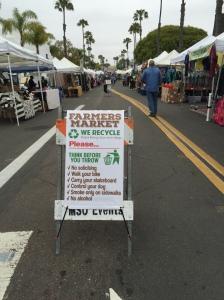 Good size farmer market