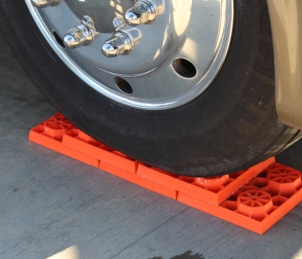 get ready to drive off the lynx levelers