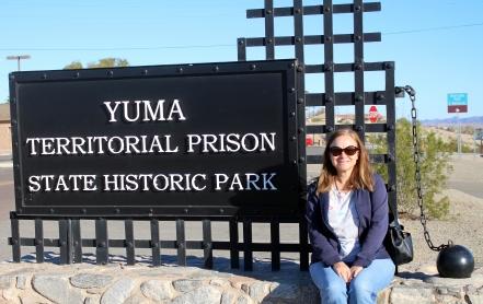 Entering the Prison