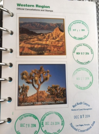 National Park Passport