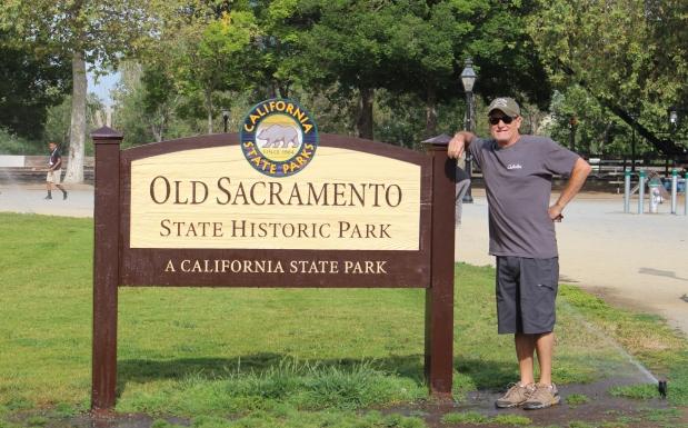 Old Sacramento State HistoricPark