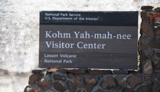 Visitor Center Open