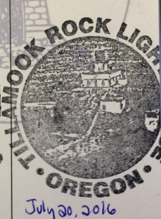National LIghthouse Passport Stamp