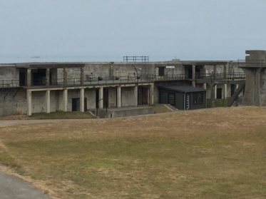 Fort Casey Inside
