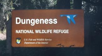 Dungeness National Wildlife Refuge