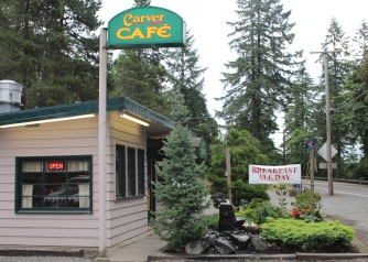 Carver Cafe in Damascus, OR