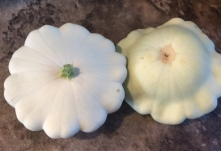 Patty Pan or Flying Saucers
