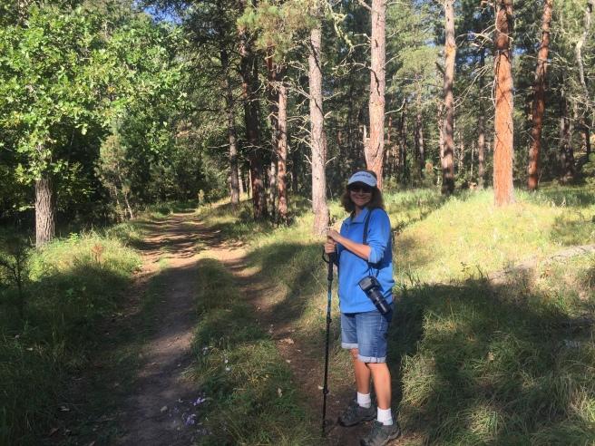 Janet Hiking