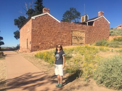 Winsor Castle built by Mormons