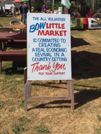 Little Bow Farmers Market