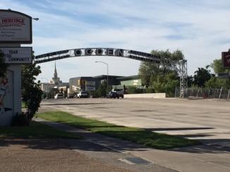 Ogden Town Sign