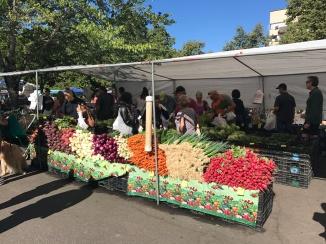 Veggie Vendors