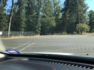 RV Parking no hook ups