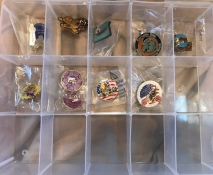 Elks Lodge Pin Collection
